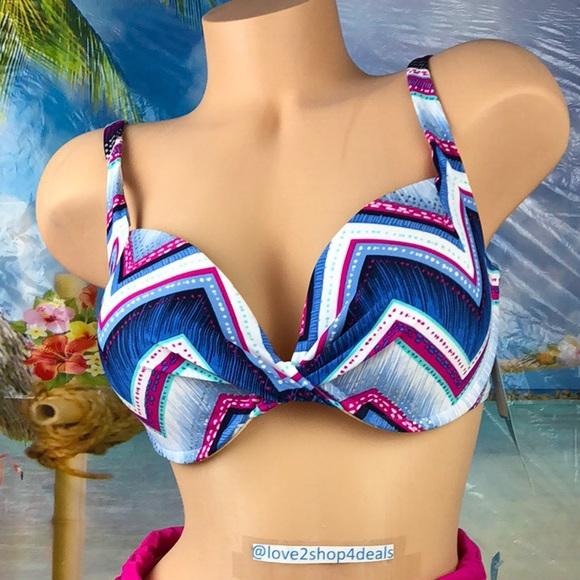 18464285f5 Tropical Escape Swim | Suit Bikini Top | Poshmark